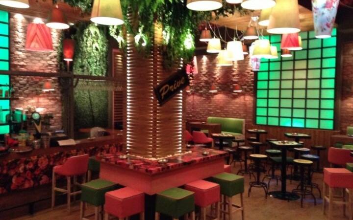 Prive Jardin THE bar.