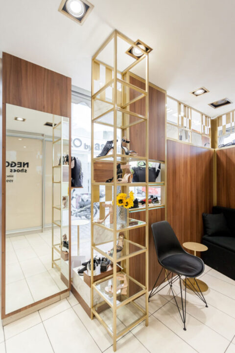 negozio shoe shop